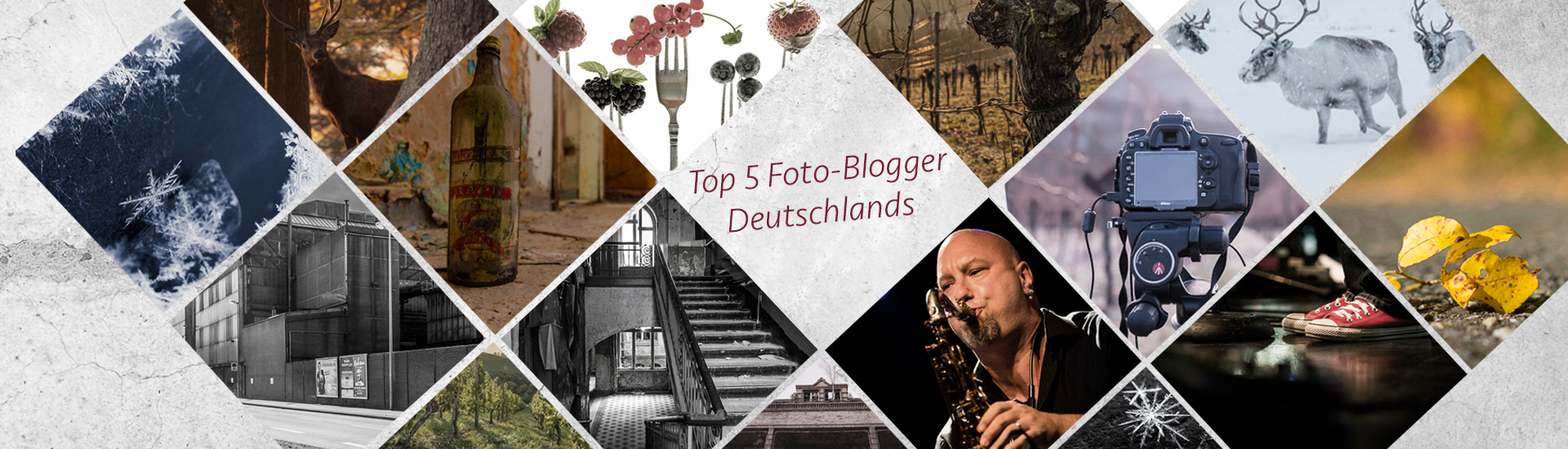 Header Top5-Foto-Blogger Deutschlands